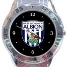 West Bromwich Albion FC Analogue Watch