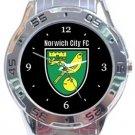 Norwich City FC Analogue Watch