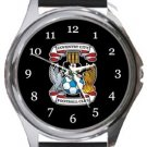 Coventry City FC Round Metal Watch
