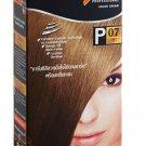 Blonde Permanent Hairdye Lolane Pixxel P7 Natural Blonde Color Cream Punk Blond