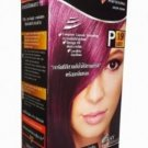 Deep Violet Brown Permanent Hair Dye Lolane Pixxel P19 Red Auburn Punk Goth Glam