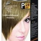 Light Golden Brown Permanent Hairdye Lolane Pixxel P21 Punk Emo Dark Blonde Glam