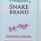 Snake Brand  Sakura UV Ray Protection Antibacterial Insect Repellent Sunburn Acne