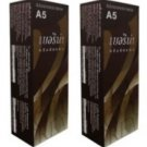 X2 A5 Berina Red Head Medium Golden Brown Permanent Hair Dye  Caramel Brunette