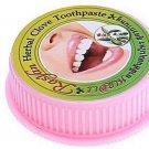 Thai Herbal Toothpaste ISME Rasyan 25g Clove Menthol Camphor Fluoride Free