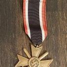 100% Original Third Reich WWII Nazi German War Merit medal cross w swords