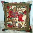 Cowboy Christmas Pillow