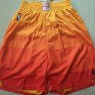 Men's Utah Jazz Nike Icon Swingman Basketball Shorts Orange