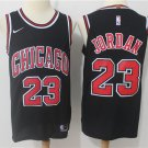 Youth Chicago Bulls #23 Michael Jordan Basketball Jersey BLACK