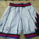 Men's Toronto Raptors Nike Icon Swingman Basketball NBA Shorts – white