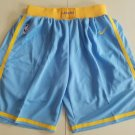 Men's Los Angeles Lakers Nike Icon Basketball Shorts – BLUE NEW