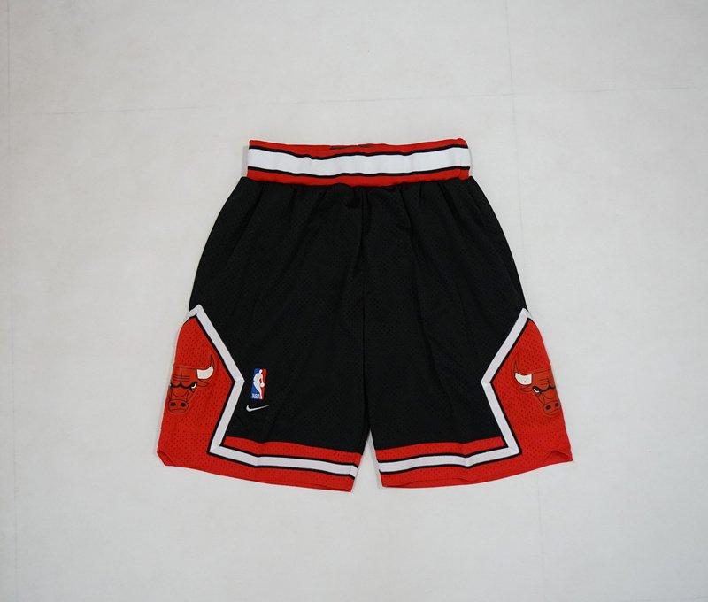 Men's Chicago Bulls Nike Icon Basketball Shorts � black