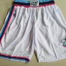 Men's Miami Heat Nike Icon Basketball NBA Shorts – white