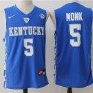 Men's Kentucky 5 Wildcats Monk Jersey Blue