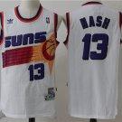 Men's Phoenix Suns #13 Steve John Nash Basketball Jersey White