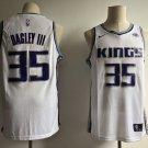 Men's Sacramento Kings 35# Marvin Bagley III White Basketball Jersey