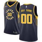 Indiana Pacers Nike Swingman Custom Jersey Navy - Icon Edition
