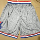 Men's Philadelphia 76ers Basketball Shorts Gray Statement Edition