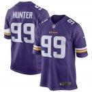Men's Minnesota Vikings #99 Danielle Hunter Game Jersey Purple