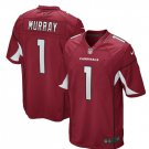 Men's Arizona Cardinals #1 Kyler Murray Game Football Jersey Red