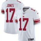 Any Size New York Giants #17 Daniel Jones Limited Football Jersey White