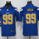 Any Size Chargers #99 Joey Bosa Player Color Rush Jersey Powder Blue