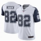 Any Size Dallas Cowboys #82 Jason Witten Color Rush Jersey White