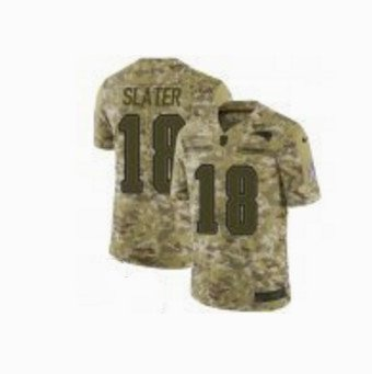 huge selection of 092a6 e7c92 Any Size New England Patriots Matthew Slater Salute To ...