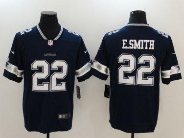 meet 6f407 0cfec Youth Dallas Cowboys #22 Emmitt Smith Limited Football ...