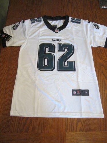 the best attitude 62498 326f8 Mens Philadelphia Eagles #62 Jason Kelce Limited Football ...