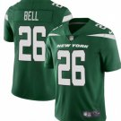Mens New York Jets #26 Le'Veon Bell Limited Football Jersey Green New 2019