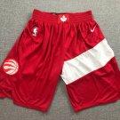 Men's Toronto Raptors Nike Icon Swingman Basketball Shorts Red Award Edition