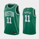 Youth Boston Celtics #11 Enes Kanter Stitched Green Jersey