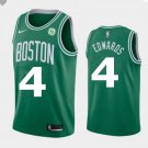 Youth Boston Celtics Carsen Edwards #4 Green Jersey 2019 New