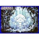 RARE 1 left - Postcard - Ohmu Shell - Nausicaa - Made in Japan - Ghibli Museum Art Collection