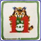 RARE 1 left - Coaster - Chenille Weaving - 11 November - Totoro - Ghibli Museum - card & bag