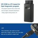 O-P-COM Car Computer Fault Diagnosis Tester Diagnostic Cable FOR O-P-E-L