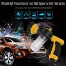 Portable High Pressure Auto Car Foam Water Sprayer Car Wash Foam Sprayer