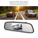 High Definition Vehicle Video Parking Monitor With Rear View Waterproof Camera