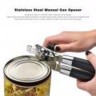 Multifunctional Stainless Steel Manual Can Opener Beer Grip Cans Bottel Opener
