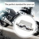 Stainless Steel Ending Exhaust Muffler Pipe Dirt Street Pit for Motorcycle