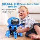 DIY Assembled Electric Robot Induction Educational Gesture Control Toy Gift