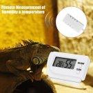 Memory Function LCD Digital Egg Incubator Thermometer Hygrometer Remote Meter