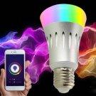 E27 8W LED Smart WIFI Bulb Alexa Dot Light Dimmable Home Light Bulb
