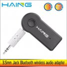 HAING Wireless Bluetooth Receiver Car Audio Speaker Aux Cable  for DC3.5mm
