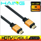 4K HDMI Cable 10ft-HDMI 1.4 Cord Supports 1080p 3D 4K Ethernet and Audio Return for HDTV Xbox
