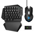 Gaming Keyboard and Mouse for Xbox One PS4 PS3 Nintendo Switch PC GameSir