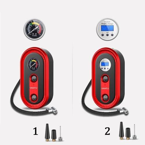 """Tire Inflator Car Air Pump Compressor Electric Portable Auto 12V Volt 100 PSI """"2"""""""