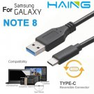 USB Type C Cable 3.0 3.28FT USB C to USB 3.0 for Galaxy S8 Fast charger  for New Macbook Pixel XL