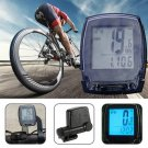 Wireless Bicycle Code Meter Speedometer Anti-dry Nightlight Automatic Wake-up